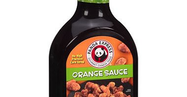 Panda Express Orange Chicken Sauce