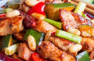 Panda Express Kung Pao Chicken